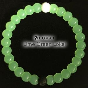 "Lokai Bracelet ""Lime Green"""